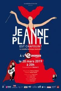 Une chanteuse provocante, trois musiciens déjantés, des textes drôles et percutants, voilà la recette de ce spectacle vivifiant et fantaisiste! Ils puis en tournée en France.