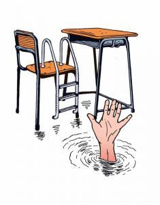 Qui a eu cette idée folle un jour d'inventer l'école ?