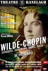 La musique de Chopin et les mots de Wilde!