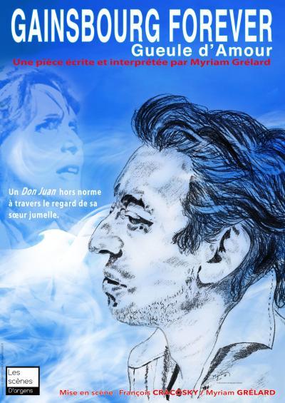 Le parcours d'un Dom Juan pas comme les autres à travers le regard de sa sœur jumelle. De Lucien à Serge, de Juliette à Charlotte… des destinées se croisent pour donner vie à une légende.