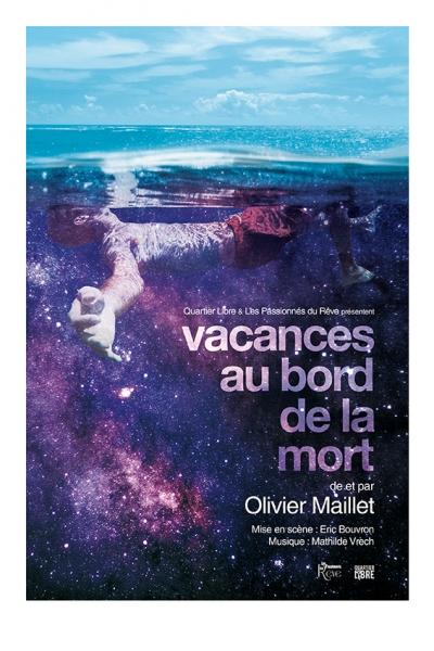 Après un arrêt cardio-respiratoire de 35 minutes, Olivier Maillet, atterrit plus mort que vif au service réanimation de l'hôpital Bichat, à Paris.
