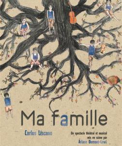 C'est l'histoire d'une famille. Une famille ordinaire dans un monde banal, mais où on se pose de drôles de questions...