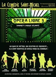 Une �pop�e musicale burlesque et d�jant�e de cinq artistes loufoques r�unis dans un objectif commun : cr�er un grand show de cabaret !