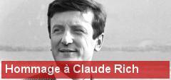 Hommage à Claude Rich