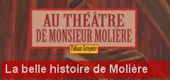 Au th��tre de monsieur Moli�re