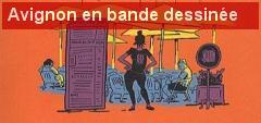 Avignon en bande dessinée