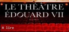 Le théâtre Edouard VII aux éditions L'Avant-Scène