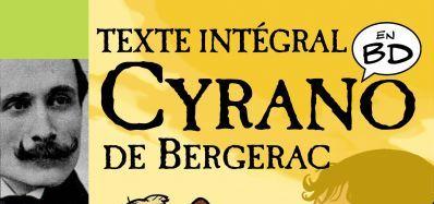 Cyrano de Bergerac en bandes dessin�es