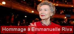 Hommage à Emmanuelle Riva