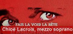 Joseph Agostini reçoit Chloé Lacroix / Fais voir la bête