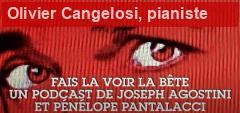 Joseph Agostini reçoit Olivier Cangelosi / Fais voir la bête