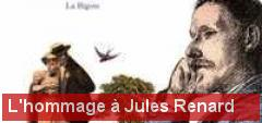 L'hommage à Jules Renard