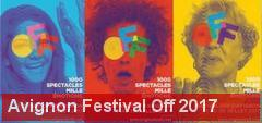 Avignon Festival Off édition 2017