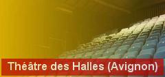 Théâtre des Halles: riche et éclectique